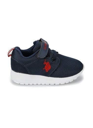U.S. Polo Assn. U.S. Polo Assn. Çocuk   Yürüyüş Ayakkabısı Lacivert